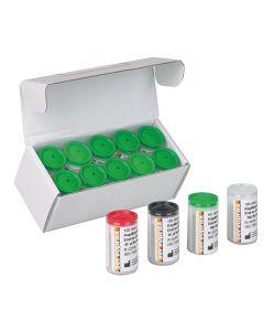 Servoprax End-to-End Kapillarpipetten, 25 µl, Na-Sodium heparinisiert