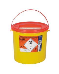 Sharpsguard® Abfallcontainer rund, 11,5 Liter