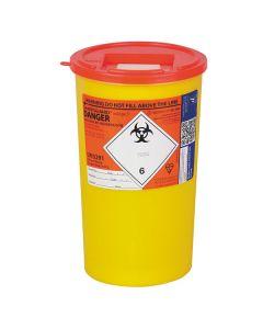 Sharpsguard® Abfallcontainer rund, 5 Liter