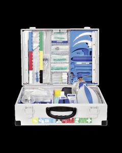 Notfallkoffer Euromed nach DIN 13232 gefüllt für Erwachsene