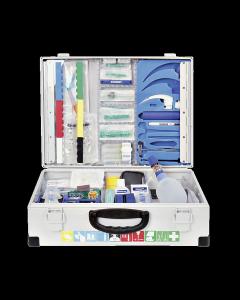 Notfallkoffer Euromed nach DIN 13232 gefüllt für Kinder