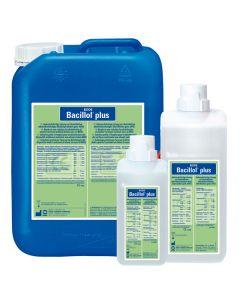 Bacillol® Plus Flächendesinfektionsmittel, verschiedene Größen