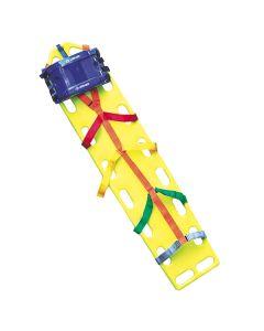 Lifeguard Spineboard mit Fixiersystem und Kopffixierung