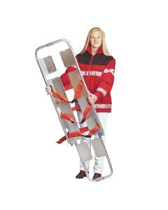 Lifeguard Schaufeltrage Eco mit 3-er Gurtsatz und Kopffixierung