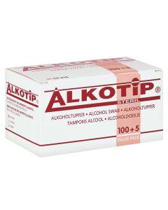 Alkotip® Alkoholtupfer 30 x 65 mm, steril, 100 Stück