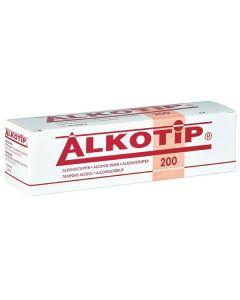 Alkotip® Alkoholtupfer 30 x 65 mm, einzeln, 200 Stück