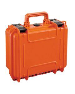 Max Cases Notfallkoffer, orange, verschiedene Größen
