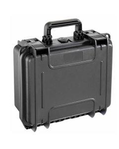 Max Cases Notfallkoffer, schwarz, verschiedene Größen