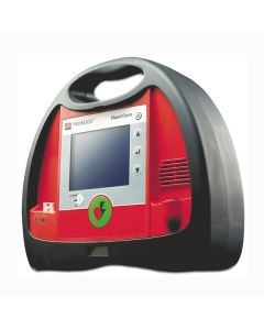 Defibrillator Primedic Heartsave AED-M, Akkubetrieb