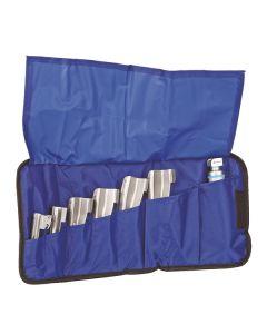 ResQ-Balde Rolltasche für Laryngoskope, blau