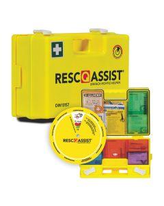 Resc-Q-Assist Erste-Hilfe Koffer Q50 nach DIN 13157
