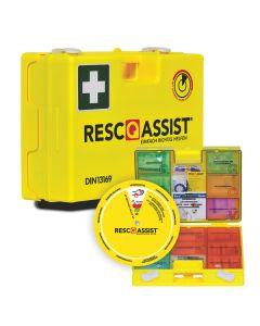 Resc-Q-Assist Erste-Hilfe Koffer Q100 nach DIN 13169