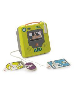 Defibrillator Zoll AED 3, vollautomatisch inklusive Elektrode und Batterie