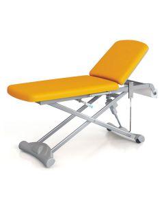 Servocomfort höhenverstellbare Untersuchungsliege (elektromotorisch), Farbe: Grau