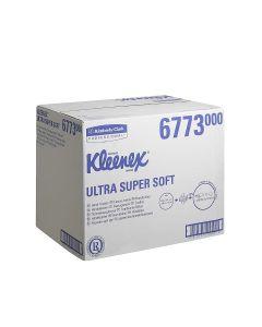 Einmalhandtücher Kleenex® Ultra Super-Soft, 3-lagig, 21,5 x 41,5 cm, 2160 Stück