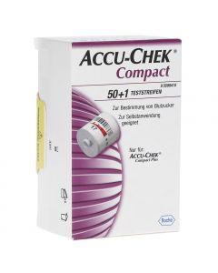 Accu-Chek® Compact Glucose Teststreifen