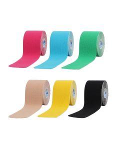 AcuTop® Premium Kinesiology Tape, 5 cm x 5 m, verschiedene Farben