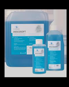 Descosoft Waschlotion, verschiedene Größen