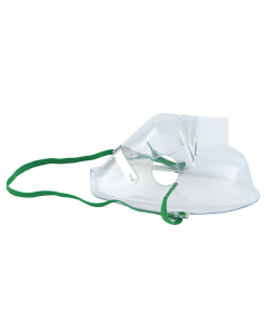 Inhalationsmaske Servocare für Erwachsene