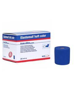 Elastomull® haft color latexfreie Fixierbinde, blau, 1 Stück, verschiedene Größen