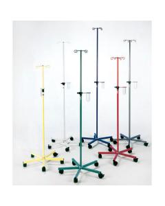 Infusionsständer verschiedene Farben bis 2,10 m