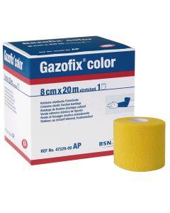 Gazofix® color latexfreie Fixierbinde, gelb, verschiedene Größen und Mengen