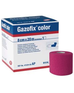 Gazofix® color latexfreie Fixierbinde, pink, verschiedene Größen und Mengen