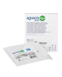 Wundauflage Aquacel Ag Plus Convatec 5 cm x 5 cm, 10 Stück