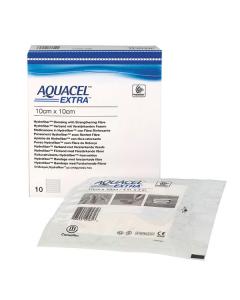 Wundauflage Aquacel Extra Convatec, steril 5 cm x 5 cm, 10 Stück