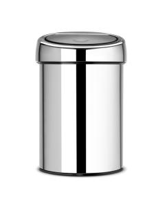Touch Bin Abfalleimer, 3 Liter, verschiedene Farben