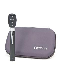 LED Taschen-Ophthalmoskop-Set Opticlar, im Etui