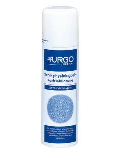Urgo sterile physiologische Kochsalzlösung, 150 ml