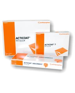 Wundauflage Acticoat silberbeschichte, verschiedene Größen, 5 Stück