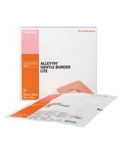 Wundverband Allevyn Gentle Border Lite, verschiedene Größen, 10 Stück