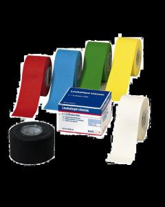 BSN Leukotape® Classic in Faltschachtel, 3,75 cm x 10 m, weiß, 5 Rollen