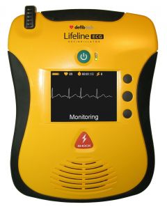 Defibtech Lifeline ECG AED Defibrillator, halbautomatisch