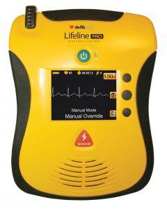 Defibtech Lifeline PRO Defibrillator, halbautomatisch und manuell