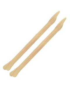 Abstrichspatel Cervix Holz, 100 Stück