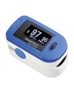 Fingerpulsoximeter oxy control