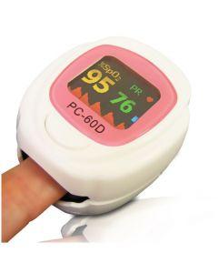 Pulsoximeter PC 60D Kids für die Messung am Finger