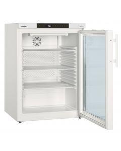 Liebherr Medikamentenkühlschrank DIN 58345 MKUv 1613 mit Glastür, 152 Liter