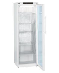 Liebherr Medikamentenkühlschrank DIN 58345 MKv 3913 mit Glastür, 386 Liter