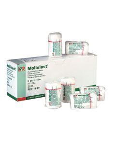 Mollelast® Fixierbinde, weiß, verschiedene Größen und Mengen