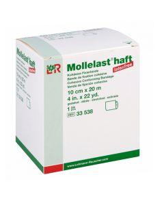Mollelast® haft latexfreie Fixierbinde, weiß, verschiedene Größen und Mengen