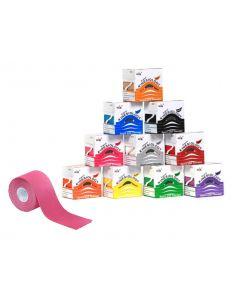 Nasara Kinesiology Tape, 5 cm x 5 m, verschiedene Farben