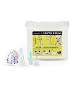Omnican® Fine Comfort Penkanülen, mit integrierter Entsorgungsbox, verschiedene Größen