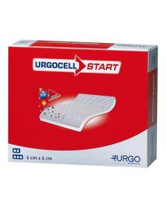UrgoCell Start Schaumstoffkompresse 10 Stück, verschiedene Größen