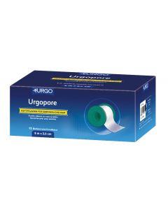 Urgopore Fixierpflaster 5 cm x 5 m, 6 Stück