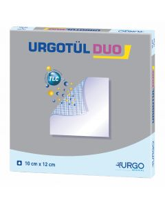 UrgoTül Duo Gazewundauflage 10 Stück, verschiedene Größen