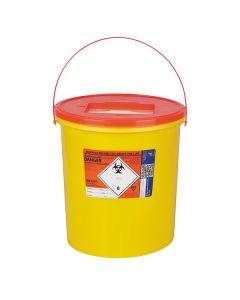 Sharpsguard® Abfallcontainer rund, 22 Liter